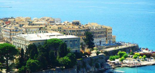 Το καζίνο της Κέρκυρας δεσπόζει στο νησί των Φαιάκων